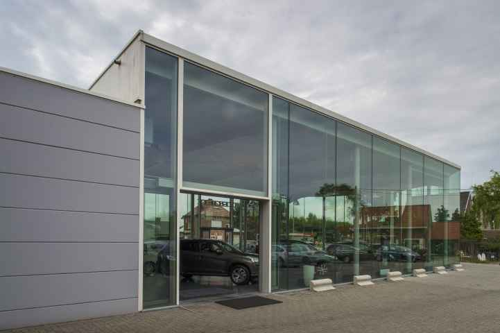 Bouw renovatieprojecten verelst industriebouw for Garage volkswagen lyon 7