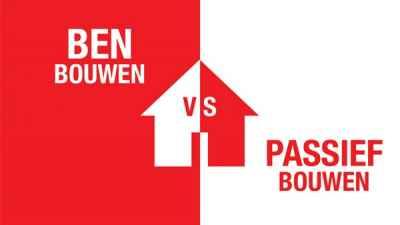 BEN bouwen versus passief bouwen